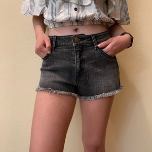 Volcom Stoney Short Micro Fit - Grayed Black